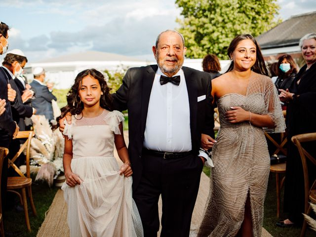 Le mariage de Dan et Esther à Saint-Cloud, Hauts-de-Seine 37