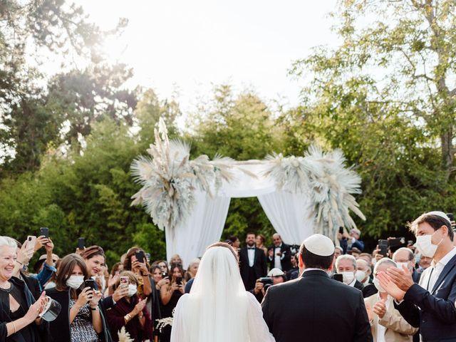 Le mariage de Dan et Esther à Saint-Cloud, Hauts-de-Seine 43