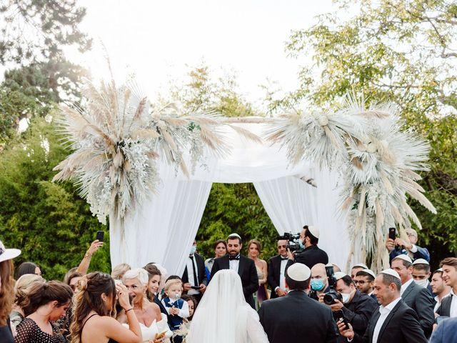 Le mariage de Dan et Esther à Saint-Cloud, Hauts-de-Seine 44
