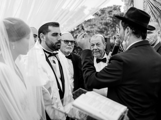 Le mariage de Dan et Esther à Saint-Cloud, Hauts-de-Seine 56