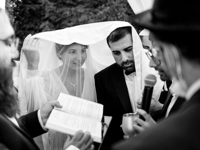 Le mariage de Dan et Esther à Saint-Cloud, Hauts-de-Seine 74