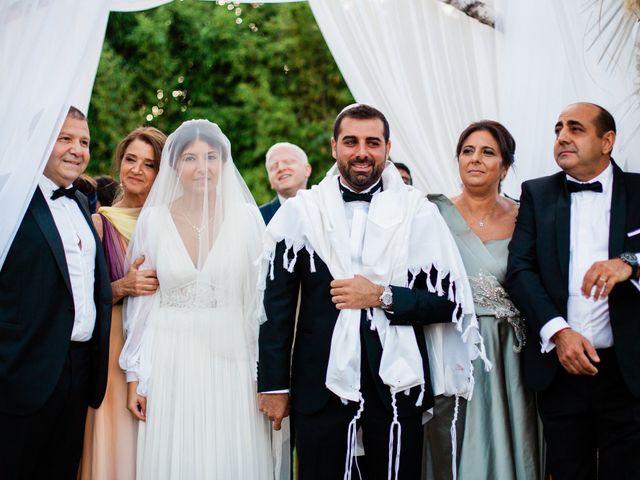 Le mariage de Dan et Esther à Saint-Cloud, Hauts-de-Seine 91