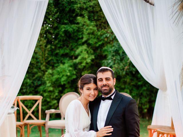 Le mariage de Dan et Esther à Saint-Cloud, Hauts-de-Seine 126
