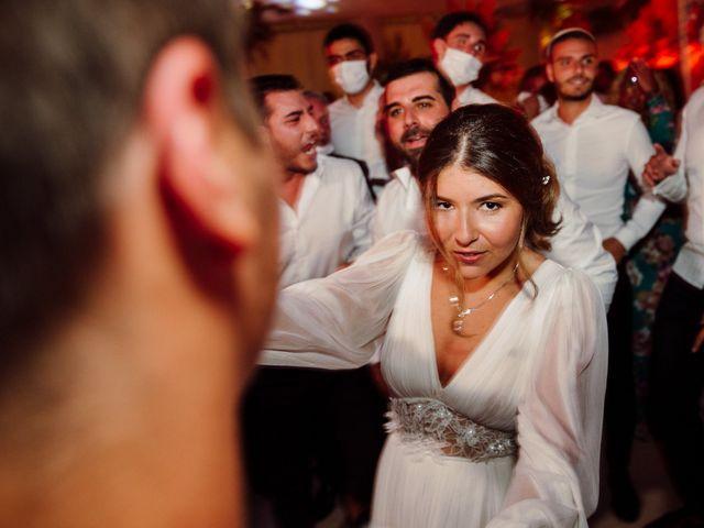Le mariage de Dan et Esther à Saint-Cloud, Hauts-de-Seine 155