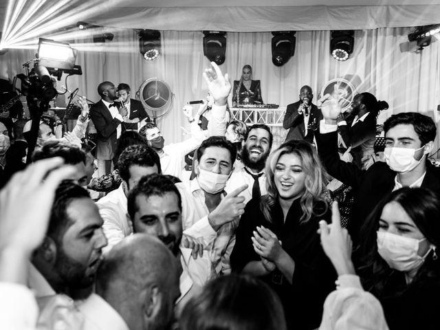 Le mariage de Dan et Esther à Saint-Cloud, Hauts-de-Seine 156