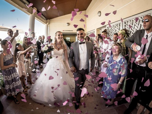 Le mariage de Maéva et Mickael
