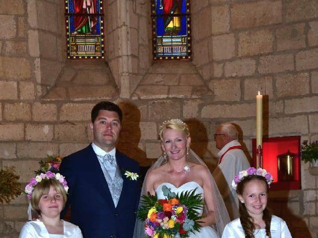 Le mariage de Julien  et Franziska à Mouthiers-sur-Boëme, Charente 3