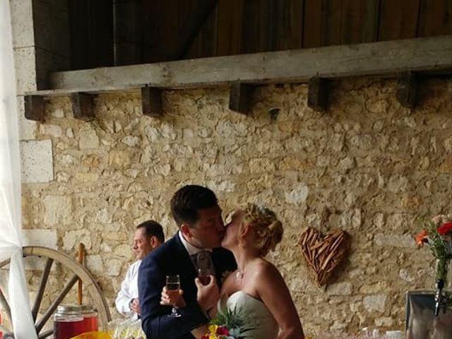 Le mariage de Julien  et Franziska à Mouthiers-sur-Boëme, Charente 4