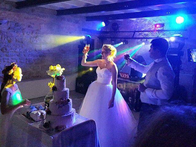 Le mariage de Julien  et Franziska à Mouthiers-sur-Boëme, Charente 2