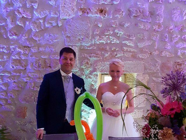 Le mariage de Julien  et Franziska à Mouthiers-sur-Boëme, Charente 13