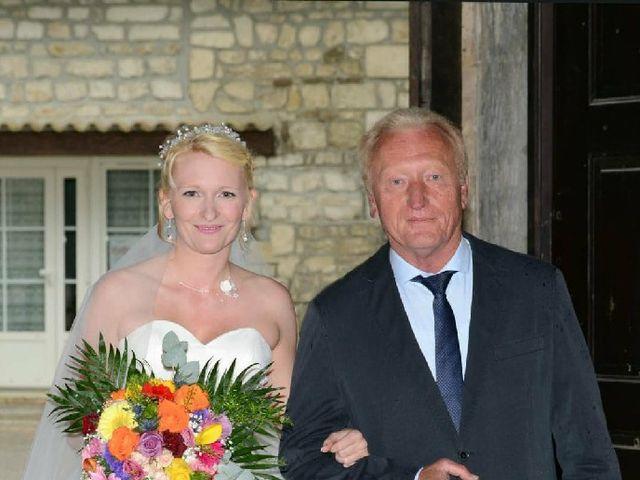 Le mariage de Julien  et Franziska à Mouthiers-sur-Boëme, Charente 15