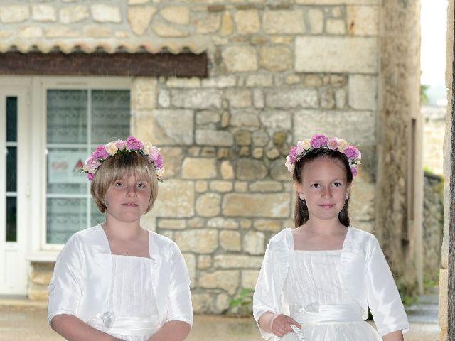 Le mariage de Julien  et Franziska à Mouthiers-sur-Boëme, Charente 20