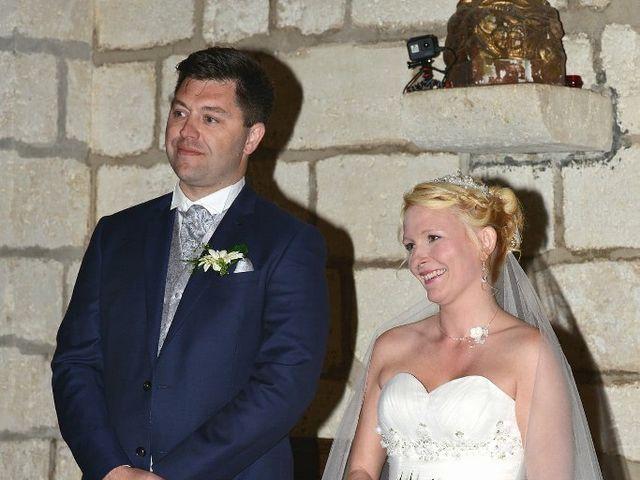 Le mariage de Julien  et Franziska à Mouthiers-sur-Boëme, Charente 22