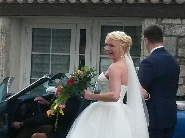 Le mariage de Julien  et Franziska à Mouthiers-sur-Boëme, Charente 26