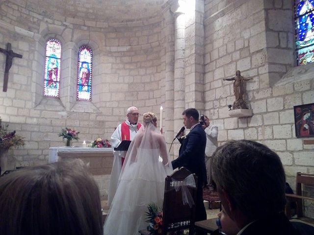 Le mariage de Julien  et Franziska à Mouthiers-sur-Boëme, Charente 29