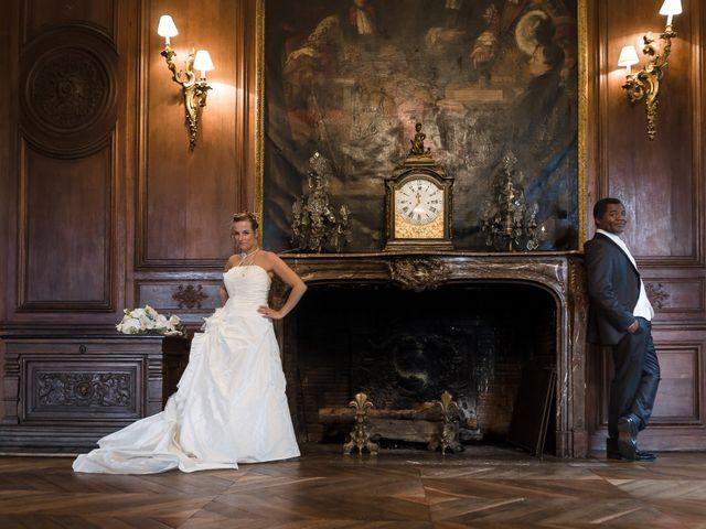 Le mariage de Jean Junior et Nathalie à Combs-la-Ville, Seine-et-Marne 3