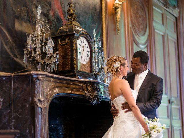 Le mariage de Jean Junior et Nathalie à Combs-la-Ville, Seine-et-Marne 1