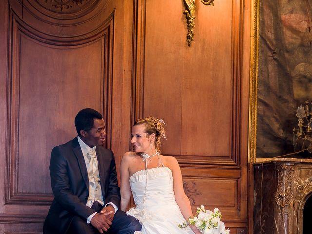 Le mariage de Jean Junior et Nathalie à Combs-la-Ville, Seine-et-Marne 4