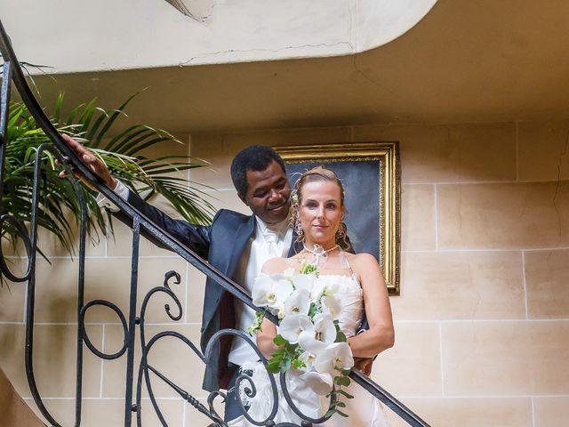 Le mariage de Jean Junior et Nathalie à Combs-la-Ville, Seine-et-Marne 7