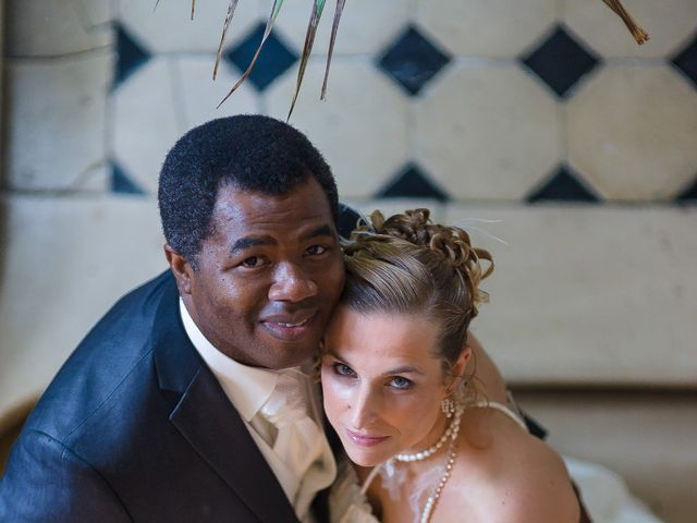 Le mariage de Jean Junior et Nathalie à Combs-la-Ville, Seine-et-Marne 8