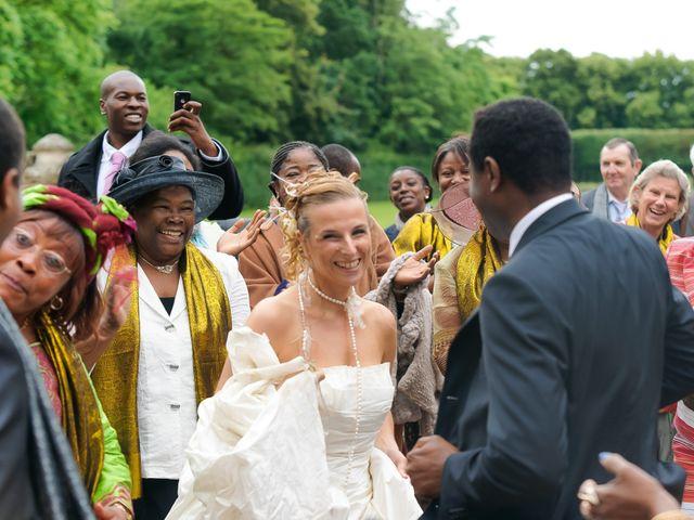 Le mariage de Jean Junior et Nathalie à Combs-la-Ville, Seine-et-Marne 13