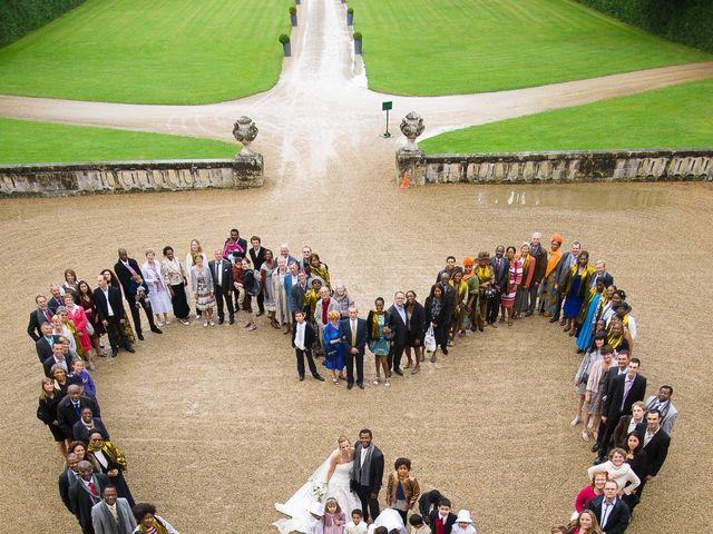 Le mariage de Jean Junior et Nathalie à Combs-la-Ville, Seine-et-Marne 16