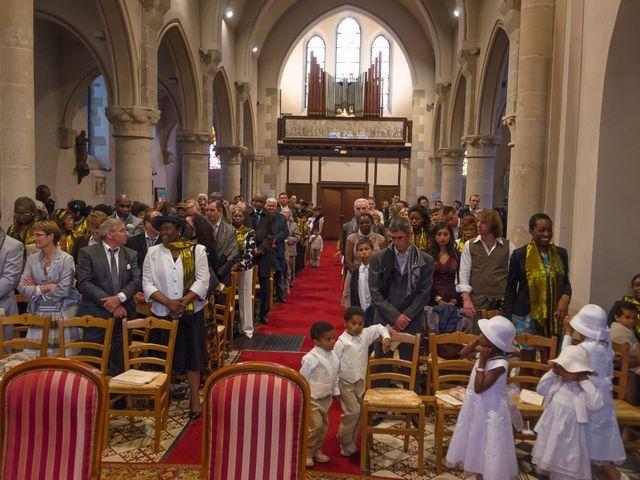 Le mariage de Jean Junior et Nathalie à Combs-la-Ville, Seine-et-Marne 20