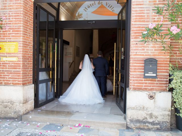 Le mariage de Mickaël et Lucile à Castelsarrasin, Tarn-et-Garonne 17