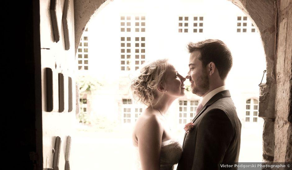 Le mariage de Romain et Peroline à Lyons-la-Forêt, Eure