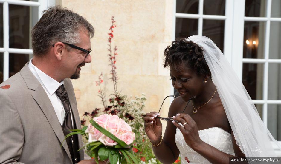 Le mariage de Stéphane et Seynabou à Le Mans, Sarthe