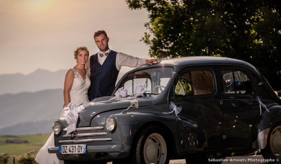 Le mariage de Adrien et Joana à Saint-Jean-Pied-de-Port, Pyrénées-Atlantiques