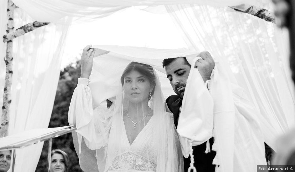 Le mariage de Dan et Esther à Saint-Cloud, Hauts-de-Seine