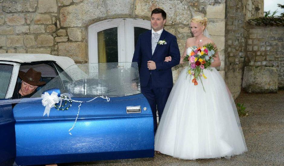 Le mariage de Julien  et Franziska à Mouthiers-sur-Boëme, Charente