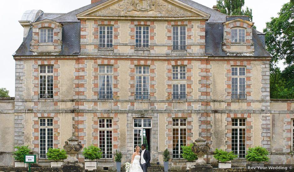 Le mariage de Jean Junior et Nathalie à Combs-la-Ville, Seine-et-Marne