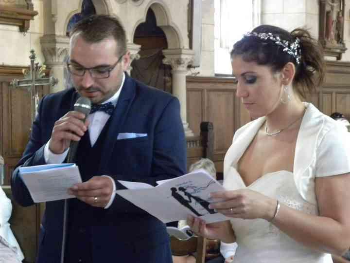 Le mariage de Émilie  et Arnault