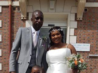 Le mariage de Ingrid  et Alain 1