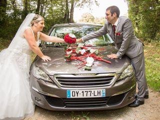 Le mariage de Séverine et Jérome