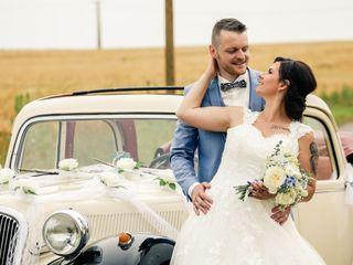 Le mariage de Raphaëlle et Dimitri