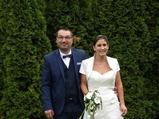 Le mariage de Émilie  et Arnault 1