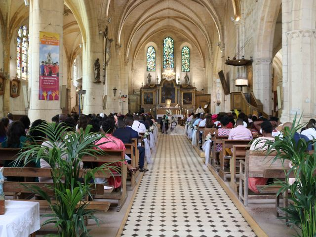 Le mariage de Alain et Ingrid  à Avon, Seine-et-Marne 2