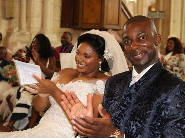 Le mariage de Alain et Ingrid  à Avon, Seine-et-Marne 12
