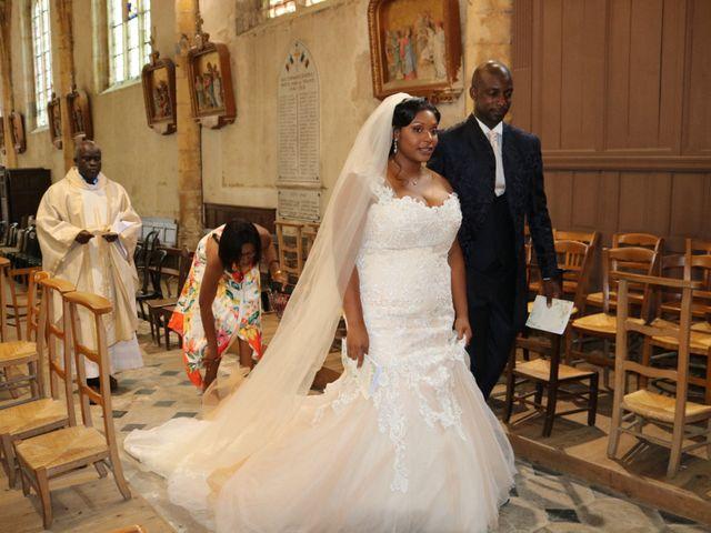 Le mariage de Ingrid  et Alain