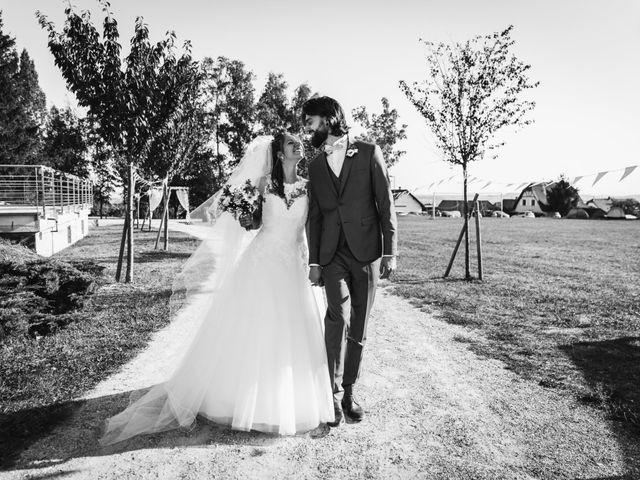 Le mariage de Cosette et Maxime