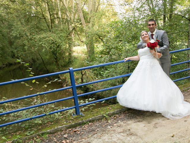Le mariage de Jérome et Séverine à Castetnau-Camblong, Pyrénées-Atlantiques 1