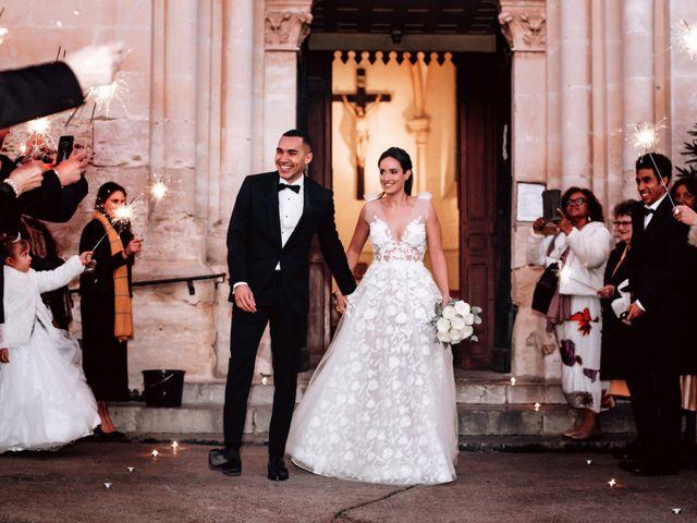 Le mariage de Julien et Laura à Montbazin, Hérault 42