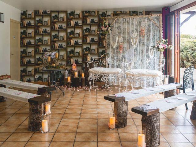 Le mariage de Joffrey et Silvia à Bannegon, Cher 7