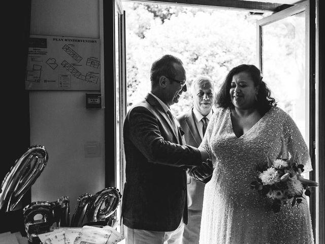 Le mariage de Joffrey et Silvia à Bannegon, Cher 18