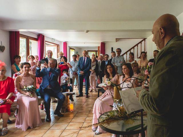 Le mariage de Joffrey et Silvia à Bannegon, Cher 22