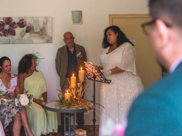 Le mariage de Joffrey et Silvia à Bannegon, Cher 30