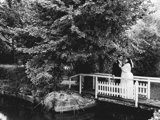 Le mariage de Joffrey et Silvia à Bannegon, Cher 46
